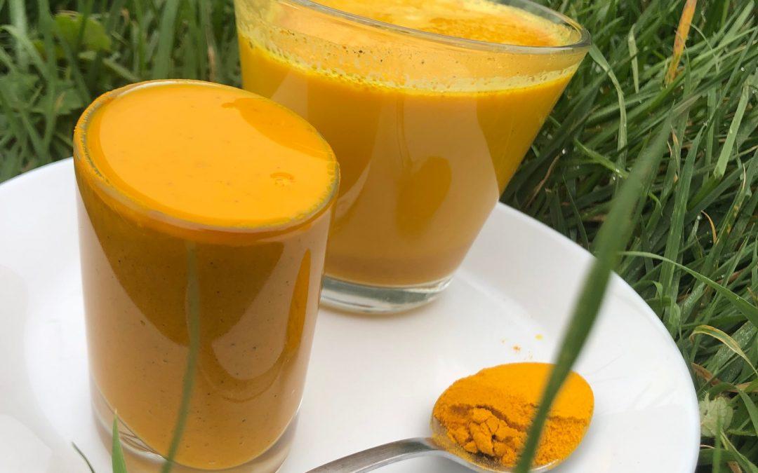 Le Lait d'Or végétal: la boisson stimulante et réchauffante.